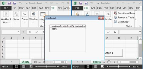 how to add a userform to aid data entry in excel excel vba copy userform to another workbook vba code to