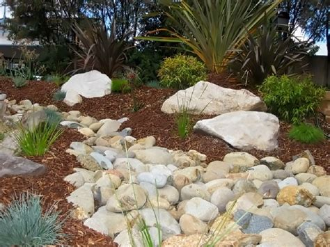 dry river bed landscaping bayview landscaping landscapers bayview garden design