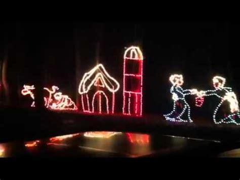 hartwood acres christmas lights upmc hartwood acres celebration of lights youtube