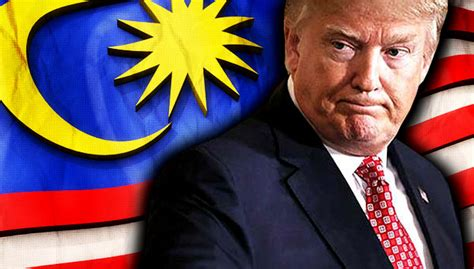 donald trump malaysia trump s policy bad news for malaysia says research house