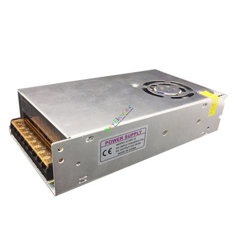 Lh Power Supply Adaptor 12v 20a 240w Led Cctv Kamera 12v 20a 240w ac dc driver switch power supply adapter transformer led light