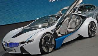 awesome bmw i3 and i8 sustainable futuristic cars the