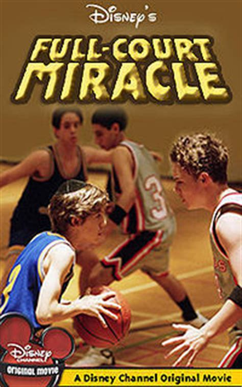 film disney basketball disney channel original movies images full court miracle
