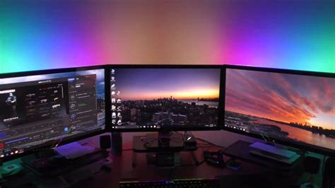 Ultimate Gamer Setup Ultimate Rgb Pc Gaming Setup Youtube