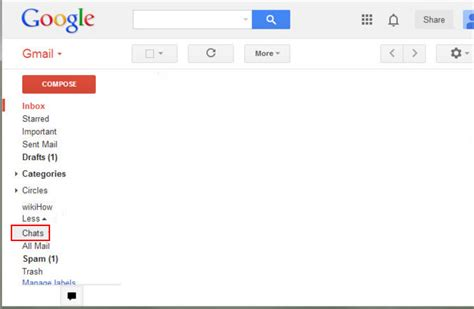 yahoo email history how to get chat history from gmail account gmail and