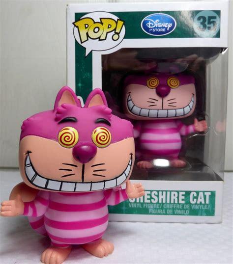 Funko Pop Disney In Cheshire Cat Flocked funko pop disney cheshire cat in 35 vinyl figure ebay