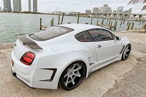 customized bentley custom bentley continental supersports