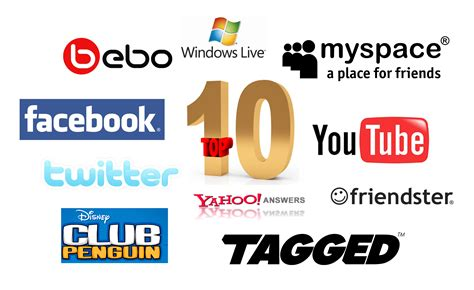 Best Social Media Search Top Ten Social Media Of 2009 Canadian Version Search Results Agency Webfuel