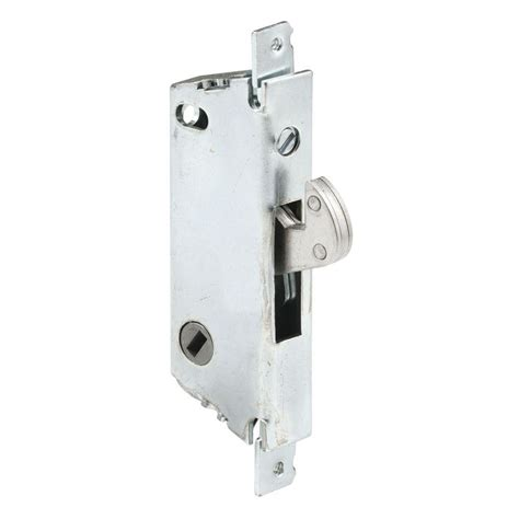 Sliding Door Mortise Lock by Prime Line Rite Square Sliding Door Mortise