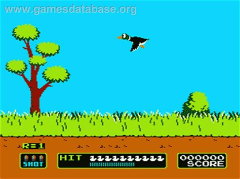 Duck Hunt duck hunt nintendo nes database