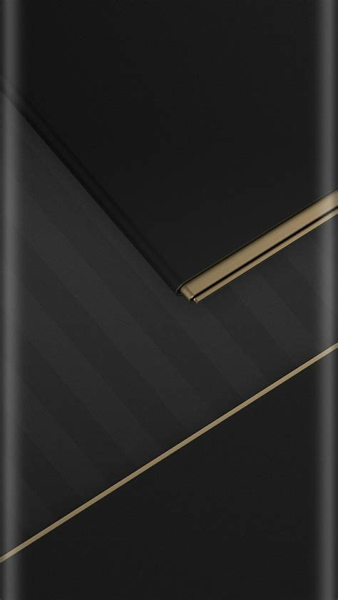 grey stripes black  gold wallpaper abstract
