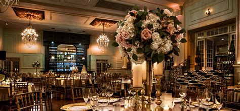 Philadelphia Weddings   Venues   Cescaphe Ballroom