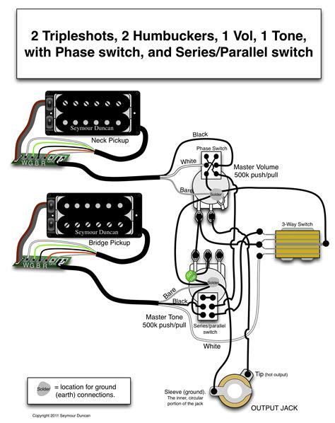 Duncan Designed Wiring Diagram