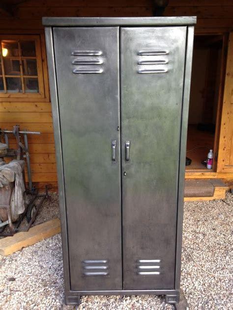 armoire metallique roneo armoire m 233 tallique industrielle catawiki