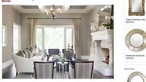 Lime Green Dining Room by Benjamin Moore Coastal Fog Paint The Town Pinterest