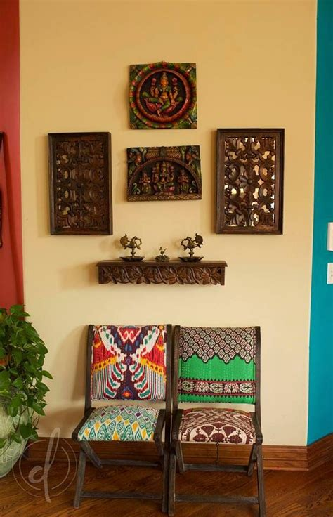 Indian Wall Decor