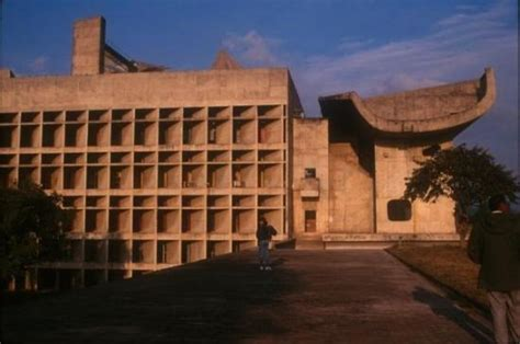 Le Corbusier Inde by Assembly Le Corbusier Bild Chandigarh Indien
