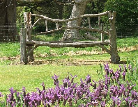 rustic garden seats benches world s top garden seats
