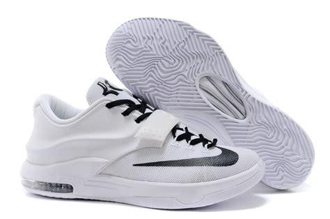 nike kevin durant 7 white black shoes kd101 95 00
