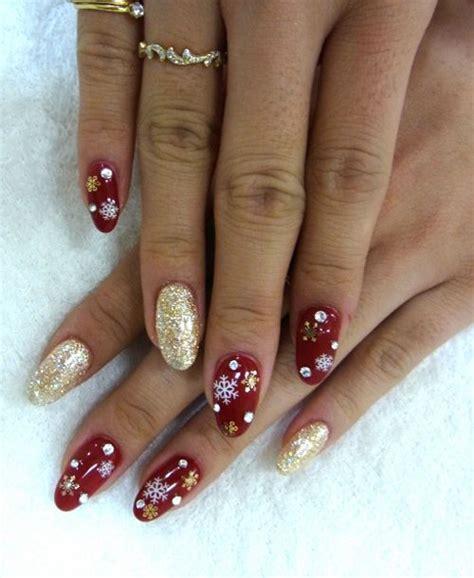 Faux Ongles Decoration Noel by D 233 Coration Ongle En Gel Pour Noel