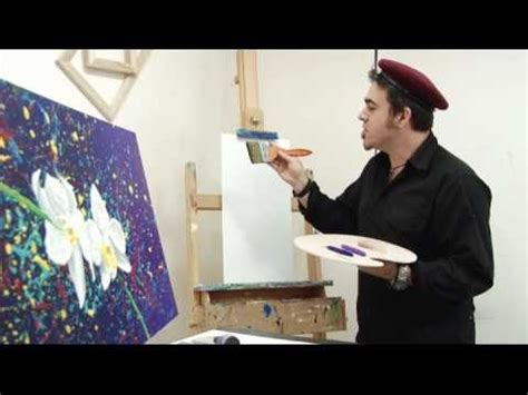 Painting G With A Twist by Lesson How To Paint Orchids Using Painting