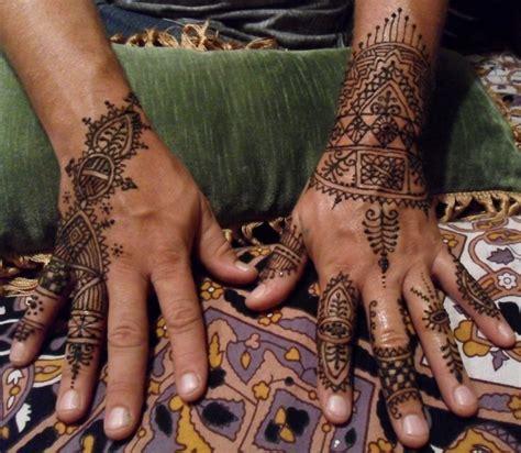 wie macht man henna tattoo selber ideen und anleitung zum henna selber machen