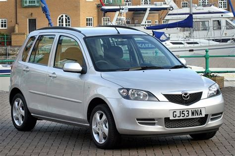 mazda used car prices mazda 2 hatchback from 2003 used prices parkers