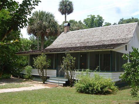 Marjorie Kinnan Rawlings Home On This Very Spot