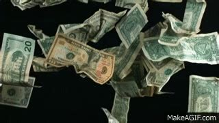 format gif definition slow motion falling money hd us dollars fall from the sky