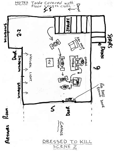 movie floor plans film floor plan