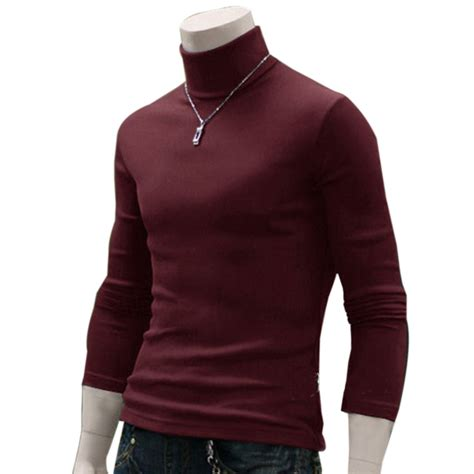 comfortable sweaters 2016 winter sweater for men plus size long sleeve solid