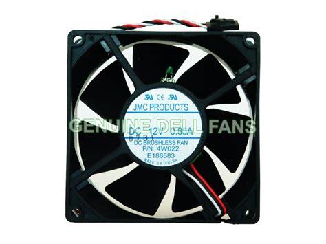 tower fan with temperature control genuine dell optiplex gx260 smt cpu fan p0676 4w022