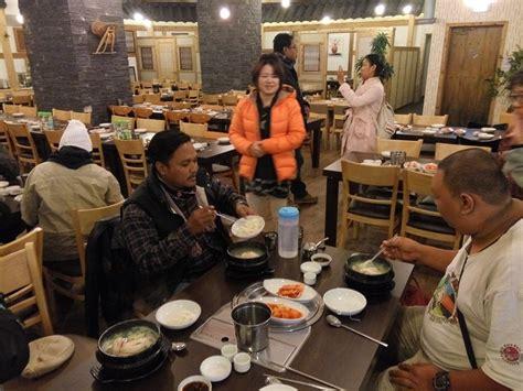 Ginseng Di Korea wisata korea samgyetang sup sehat ala korea 7 sesawi net
