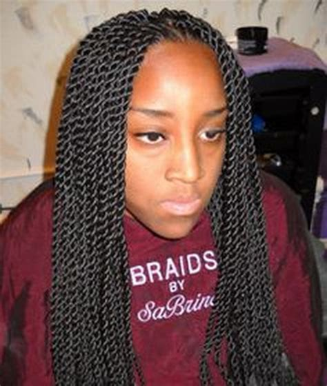 Type Of Hair For Senegalese Twists by Senegalese Twists Styles