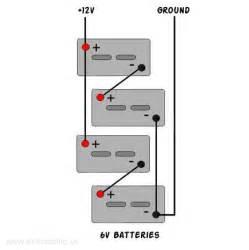rv net open roads forum what batteries should i buy 2 12 volt or 2 6 volt dc