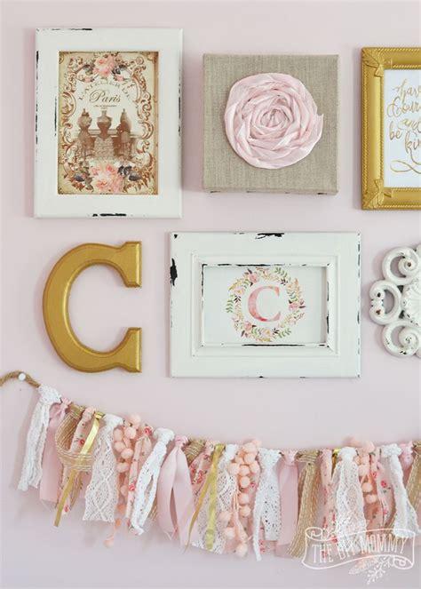 gold wall decor ideas  pinterest  signing