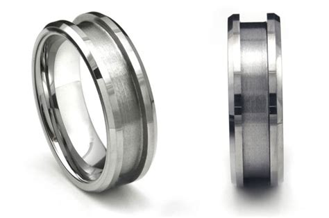 How tungsten carbide rings are made