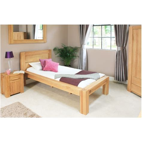 chunky oak bedroom furniture atlas solid chunky oak bedroom furniture 3 single childrens adult bed ebay