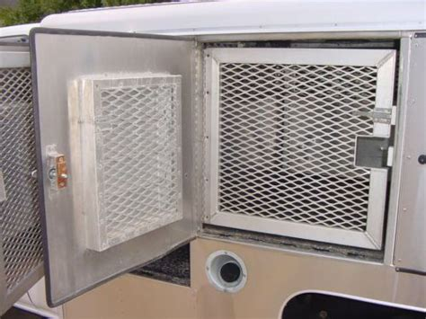 find  animal control dog catcher pet transport box bed  truck gov owned  pics