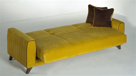 yellow sofa bed yellow sofa bed thesofa