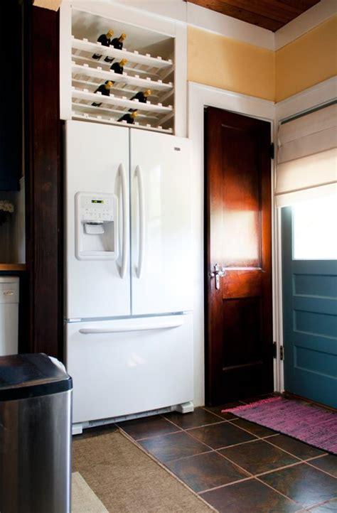 Kulkas Kecil Di Ruangan Hotel 10 ide optimalkan area kosong di atas kulkas rumah dan
