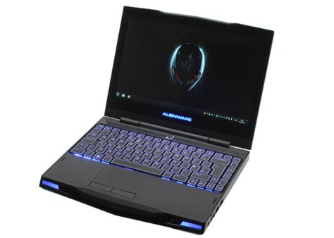 Laptop Dell Alienware M11x alienware m11x discontinued small laptop gaming dies