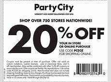 Octobers Party City Coupons | Coupon Codes Blog Restaurant Promo Code October 2016