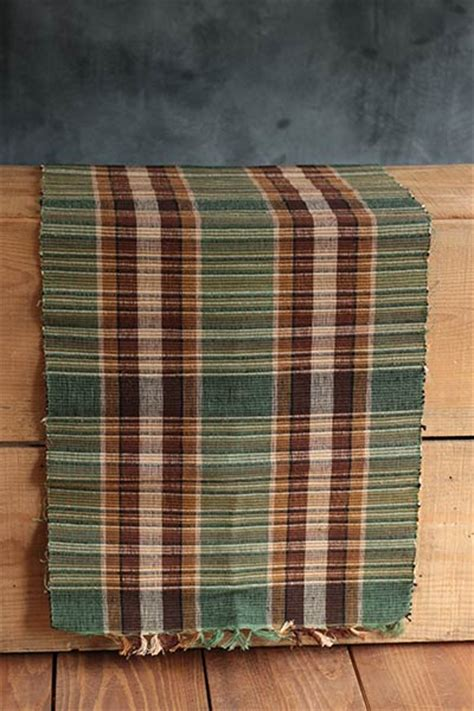 36 inch table runner wood river tablerunner 36 inch the patch