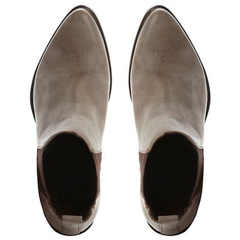 Piero Shoes Gunt Boot buy steve madden piero block heeled ankle boots lewis