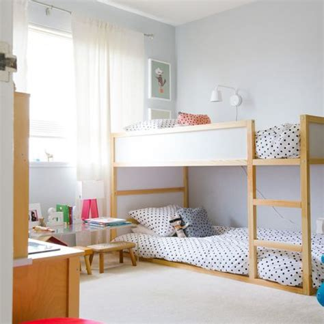 Kid Bunk Beds Ikea 45 Cool Ikea Kura Beds Ideas For Your Rooms Digsdigs