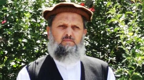 biography of qazi muhammad kidnapped afghan official freed embassy daily times