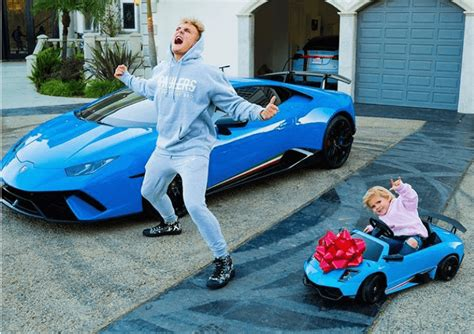 lamborghini jake paul these obnoxious can t stop flaunting their wealth