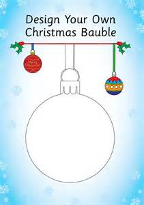 design your own l the workings of sophie egler design your own christmas bauble