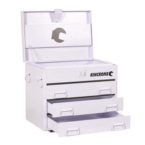 kincrome 3 drawer tool chest truck box 3 drawer white tool boxes storage 85